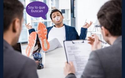 ¿Vas a una Entrevista de Trabajo en estos días?